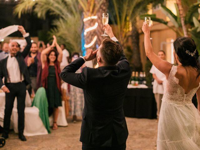 La boda de Sandra y Pedro en Zahara De Los Atunes, Cádiz 58