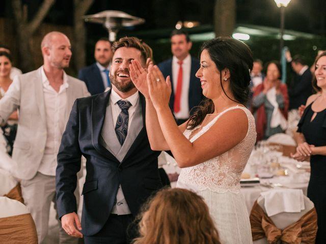 La boda de Sandra y Pedro en Zahara De Los Atunes, Cádiz 61