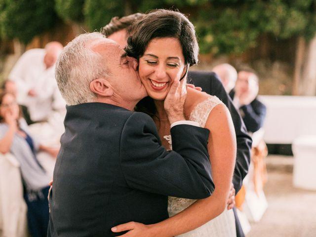 La boda de Sandra y Pedro en Zahara De Los Atunes, Cádiz 64