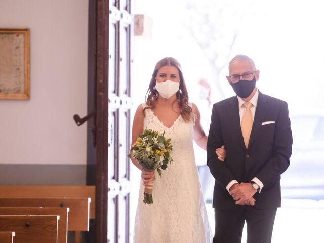 La boda de Julio y Isabel en Segovia, Lugo 9