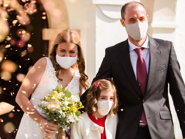 La boda de Julio y Isabel en Segovia, Lugo 15