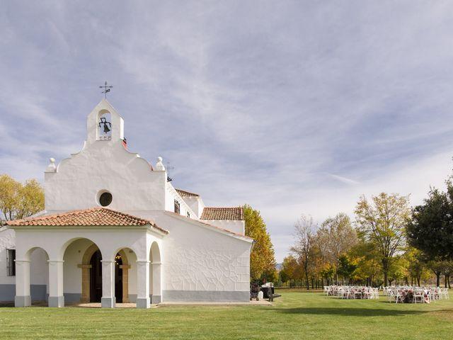 La boda de Julio y Isabel en Segovia, Lugo 17