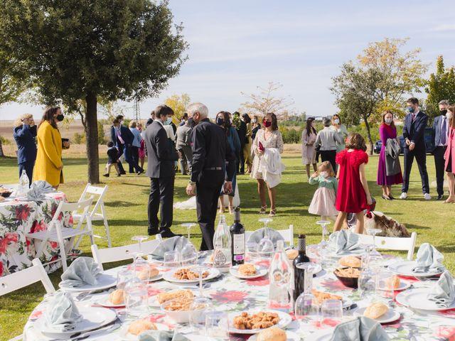 La boda de Julio y Isabel en Segovia, Lugo 18