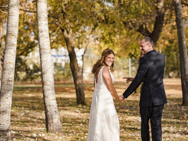 La boda de Julio y Isabel en Segovia, Lugo 22
