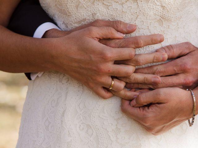 La boda de Julio y Isabel en Segovia, Lugo 23