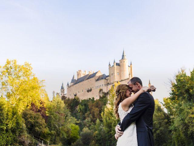 La boda de Julio y Isabel en Segovia, Lugo 26