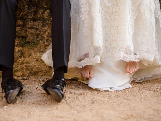 La boda de Julio y Isabel en Segovia, Lugo 29