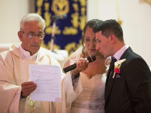 La boda de David y Rubí en San Ildefonso O La Granja, Segovia 1