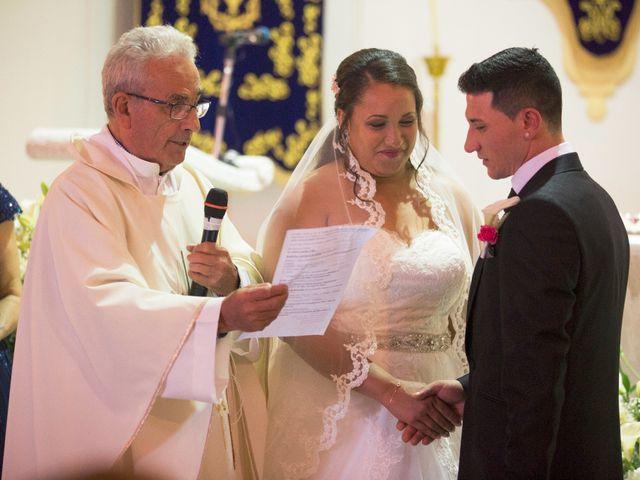 La boda de David y Rubí en San Ildefonso O La Granja, Segovia 2
