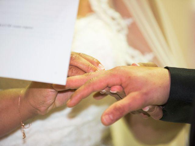 La boda de David y Rubí en San Ildefonso O La Granja, Segovia 5