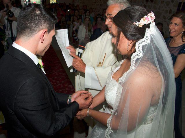 La boda de David y Rubí en San Ildefonso O La Granja, Segovia 7