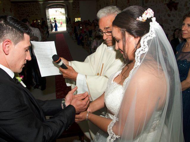 La boda de David y Rubí en San Ildefonso O La Granja, Segovia 8