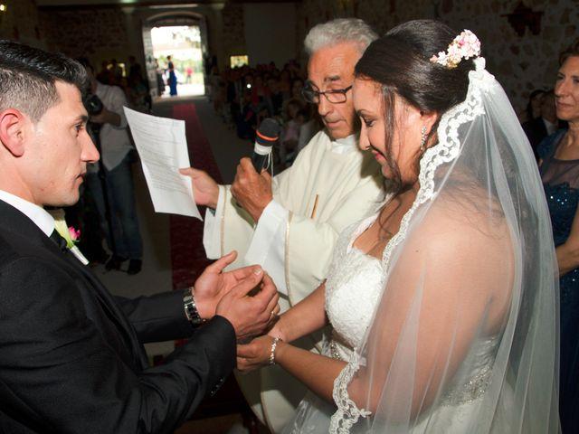 La boda de David y Rubí en San Ildefonso O La Granja, Segovia 9