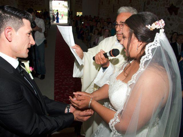 La boda de David y Rubí en San Ildefonso O La Granja, Segovia 10