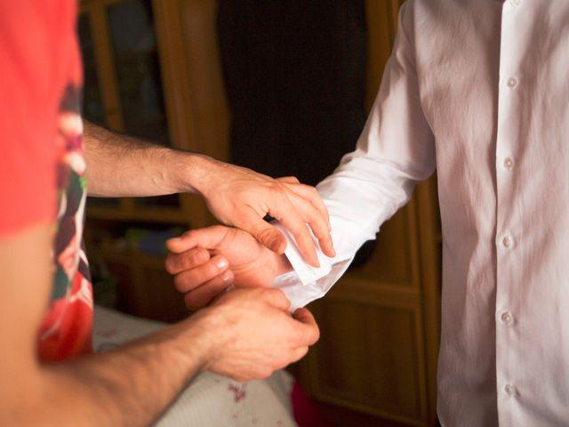 La boda de David y Rubí en San Ildefonso O La Granja, Segovia 12
