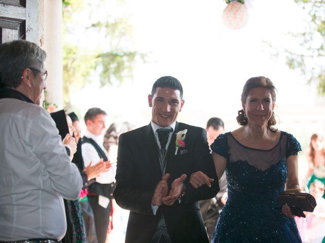 La boda de David y Rubí en San Ildefonso O La Granja, Segovia 26