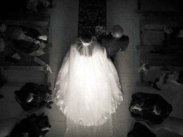 La boda de David y Rubí en San Ildefonso O La Granja, Segovia 27