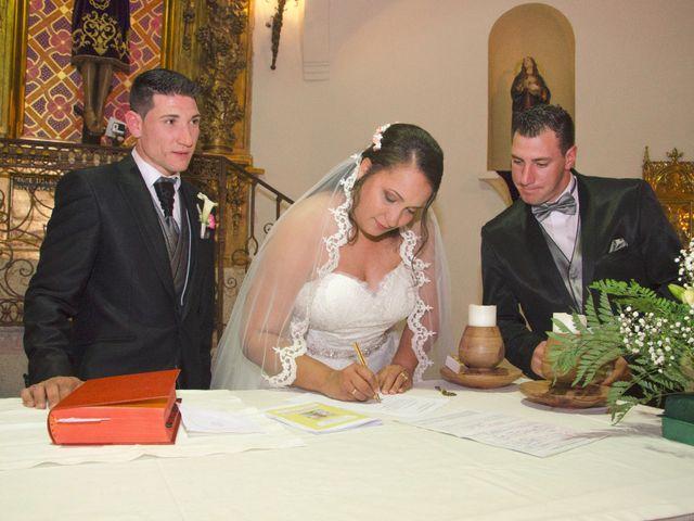 La boda de David y Rubí en San Ildefonso O La Granja, Segovia 28