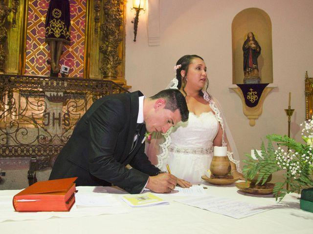 La boda de David y Rubí en San Ildefonso O La Granja, Segovia 29