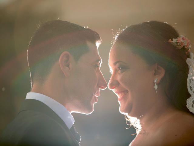 La boda de David y Rubí en San Ildefonso O La Granja, Segovia 30