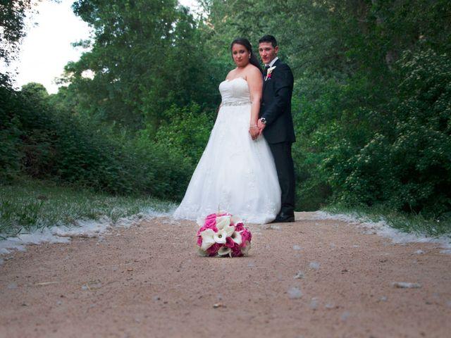 La boda de David y Rubí en San Ildefonso O La Granja, Segovia 36