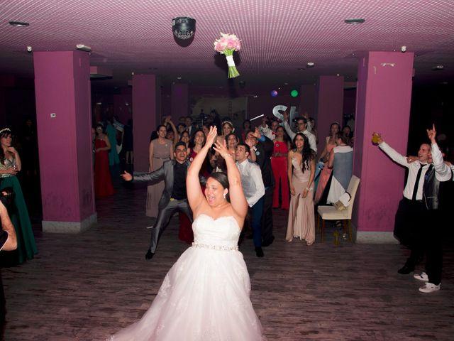 La boda de David y Rubí en San Ildefonso O La Granja, Segovia 40