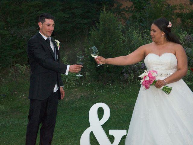 La boda de David y Rubí en San Ildefonso O La Granja, Segovia 43