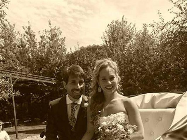 La boda de Fernando y Alexandra del Sol en Cabezuela Del Valle, Cáceres 5