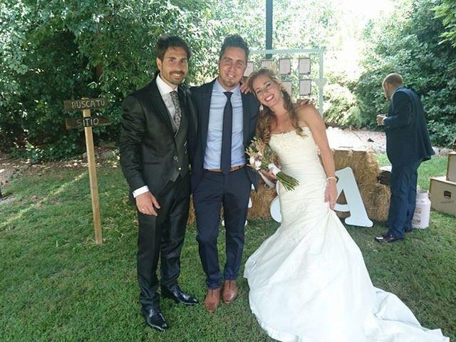 La boda de Fernando y Alexandra del Sol en Cabezuela Del Valle, Cáceres 7