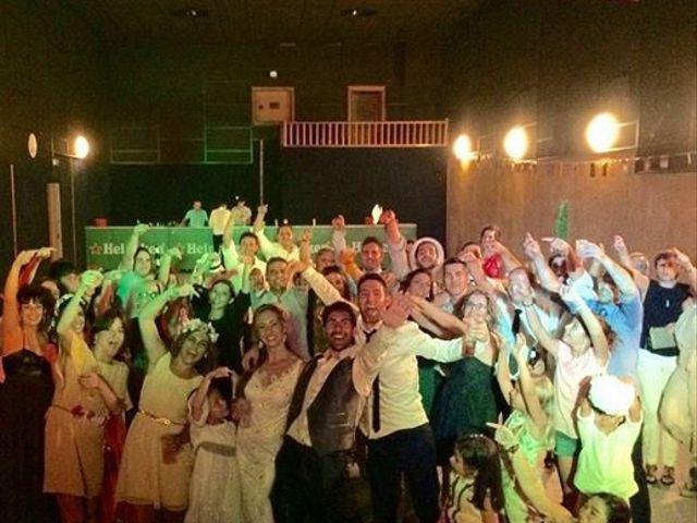 La boda de Fernando y Alexandra del Sol en Cabezuela Del Valle, Cáceres 8