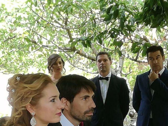 La boda de Fernando y Alexandra del Sol en Cabezuela Del Valle, Cáceres 12