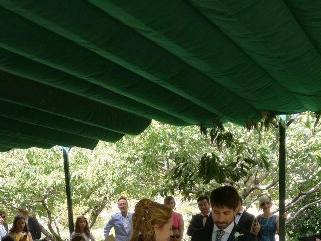 La boda de Fernando y Alexandra del Sol en Cabezuela Del Valle, Cáceres 2