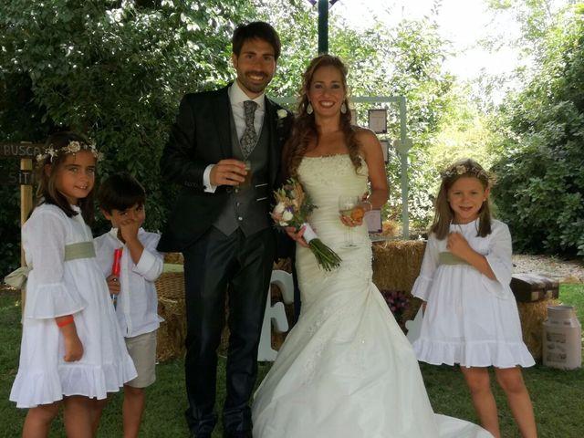La boda de Fernando y Alexandra del Sol en Cabezuela Del Valle, Cáceres 14