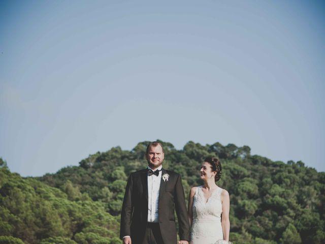 La boda de Ekaterina y Robert Bill