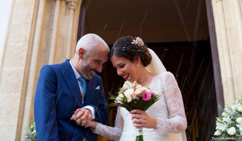 La boda de Javi y Mar en Viator, Almería
