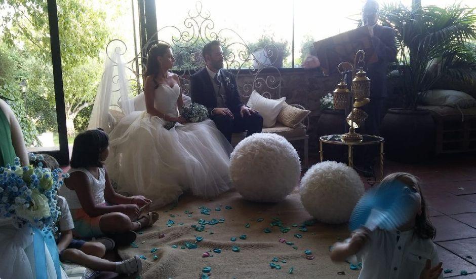 La boda de Manu y Patricia en Vilanova Del Valles, Barcelona