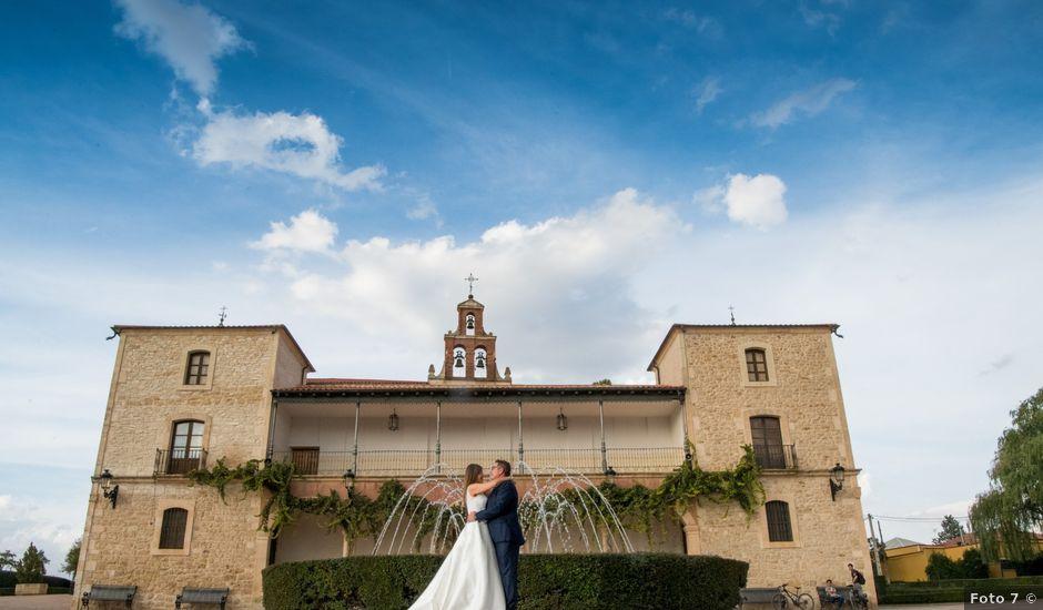 La boda de Raúl y Verónica en Villanubla, Valladolid