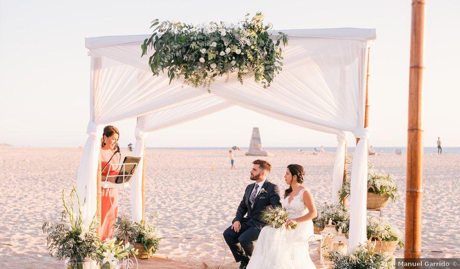 La boda de Sandra y Pedro en Zahara De Los Atunes, Cádiz