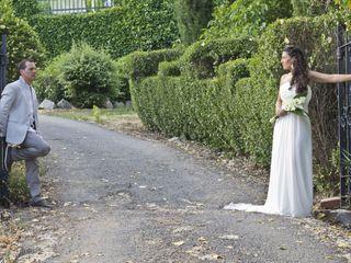 La boda de Juan y Lidia