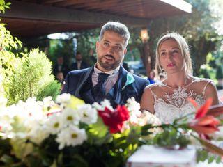 La boda de Noemi y Ruben