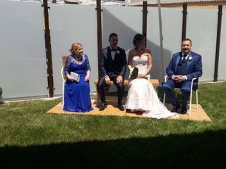 La boda de Ainhoa y Abel 3