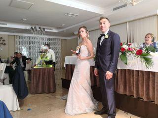 La boda de Ainhoa y Abel