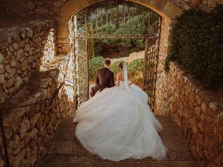 La boda de Ariadna y Claudio