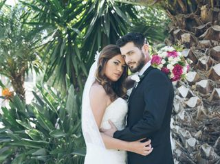 La boda de Noemi y Pauli