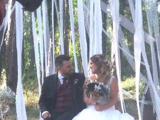 La boda de Judith y Toni 1