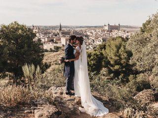 La boda de Tami y Cristian