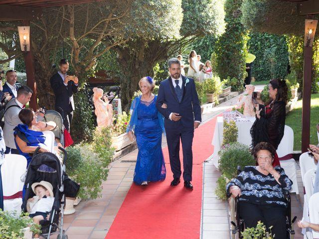 La boda de Ruben y Noemi en Montornes Del Valles, Barcelona 9