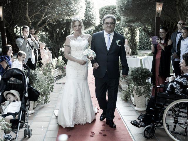 La boda de Ruben y Noemi en Montornes Del Valles, Barcelona 10