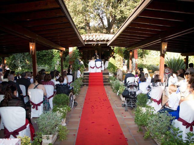 La boda de Ruben y Noemi en Montornes Del Valles, Barcelona 11