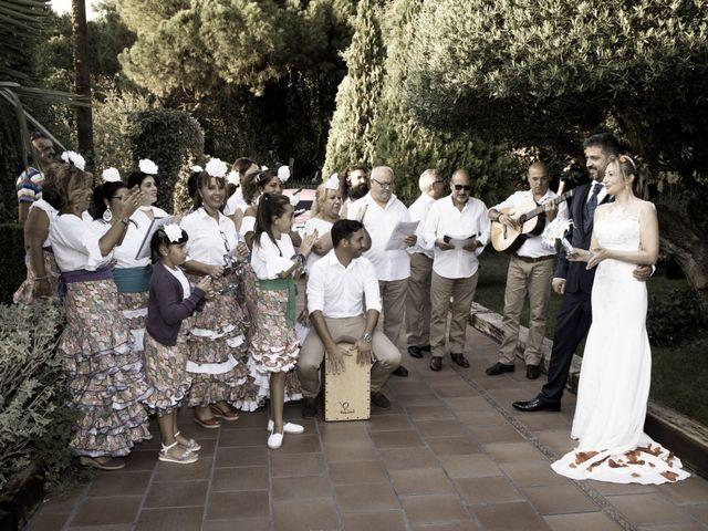 La boda de Ruben y Noemi en Montornes Del Valles, Barcelona 15